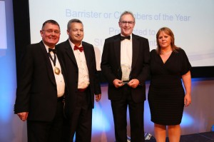 St John's Chambers - Barrister or Chambers of the Year Award